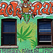 Marijuana 3 Art Print