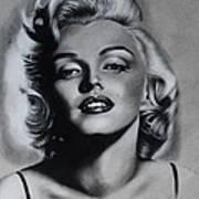 Marilyn 4 Art Print