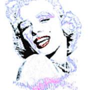 Marilyn Monroe 20130331 Art Print