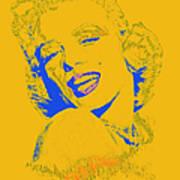 Marilyn Monroe 20130331v2 Art Print