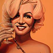 Marilyn Monroe 5 Art Print