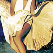 Marilyn Monroe Artwork 4 Art Print