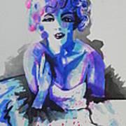 Marilyn Monroe 03 Art Print