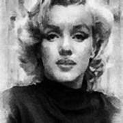 Marilyn Art Print by Patrick OHare