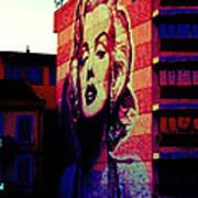 Marilyn Remembered Art Print