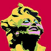 Marilyn Three Art Print