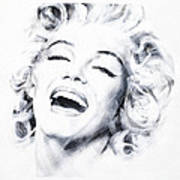 Marilyn 3 Art Print