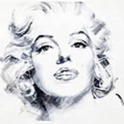 Marilyn 2 Art Print