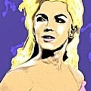 Marilyn What A Beautiful Girl Art Print