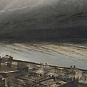 Marine Terrace In Jersey Art Print