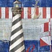 Maritime Lighthouse II Art Print