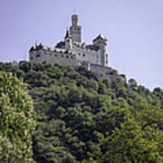 Marksburg Castle 14 Art Print