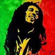 Marley  Art Print