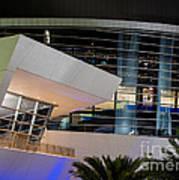 Marlins Park Stadium Miami 6 Art Print