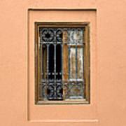 Marrakech Window Art Print