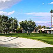 Marrakesh Golf Palm Springs Art Print