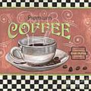 Marsala Coffee 2 Art Print