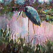 Marsh Time Art Print