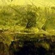 Marsh Under Art Print