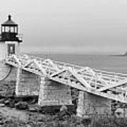 Marshall Point Lighthouse 2937 Art Print