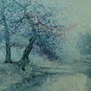 Marshell Creek IIi Art Print