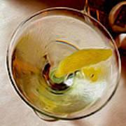 Martini 3 Art Print