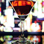 Tokyo Martini Art Print