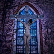 Martyr Of The Church V Art Print