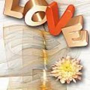 Marucii 277-07-13 Love Art Print