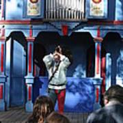 Maryland Renaissance Festival - A Fool Named O - 12123 Art Print by DC Photographer