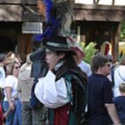 Maryland Renaissance Festival - People - 1212108 Art Print