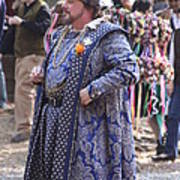 Maryland Renaissance Festival - People - 121250 Art Print by DC Photographer