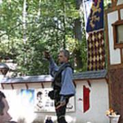 Maryland Renaissance Festival - Puke N Snot - 12122 Art Print