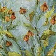 Mary's Garden Art Print