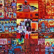 Maseed Maseed 4 Art Print