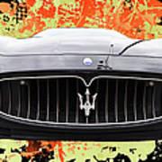 Maserati Granturismo I V Art Print
