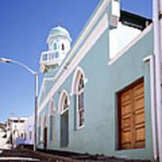 Masjid Boorhaanol Bo Kaap Art Print