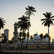 Masjid Jamek - Kuala Lumpur Art Print