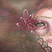 Masked IIi Art Print