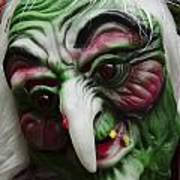 Masks Fright Night 5 Art Print
