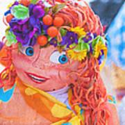 Maslenitsa Dolls 1. Russia Art Print
