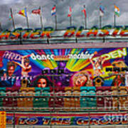 Master Blaster All The Fun Of The Fair Art Print