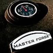 Master Forge Art Print
