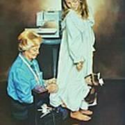 'matching Gowns' Art Print