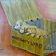 Maternity Ward Art Print