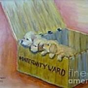 Maternity Ward Art Print