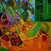 Matisse Table Art Print