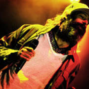 Matisyahu Live In Concert 2 Print by Jennifer Rondinelli Reilly - Fine Art Photography