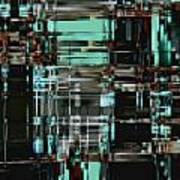 Matrix 1 Art Print