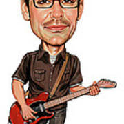 Matthew Good Art Print